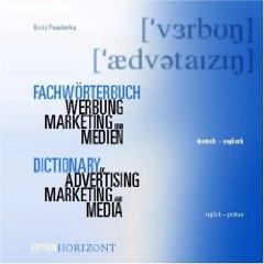 English German Advertising Dictionary