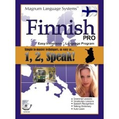 Complete Finnish Language Training Software