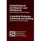 Brewing and distilling Dictionary