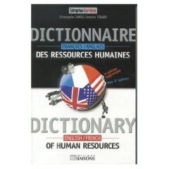 English French Human resources Dictionary