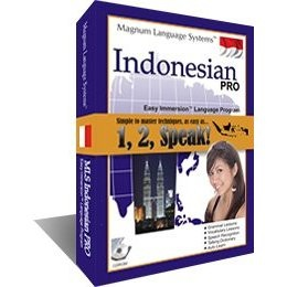 Complete Indonesian Language Training Software