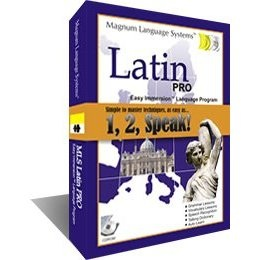 Complete Latin Language Training Software