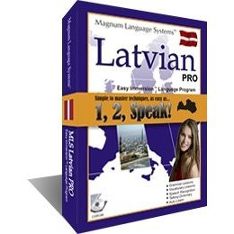 Complete Latvian Language Training Software