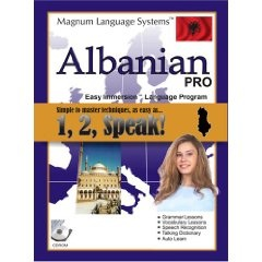 Complete Albanian Language Training Software