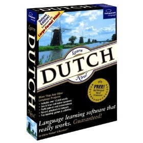 Complete Dutch Language Training Software