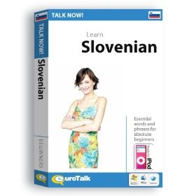 Complete Slovenian Language Training Software