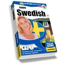 Complete Swedish Language Training Software
