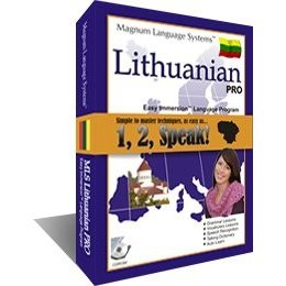Complete Lithuanian Language Training Software