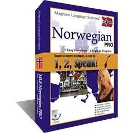 Complete Norwegian Language Training Software