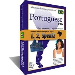 Complete Portuguese Language Training Software