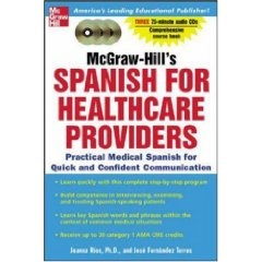 Spanish English Health Care Dictionary