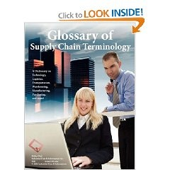 Manufacturing and Supply Chain Glossary Dictionary