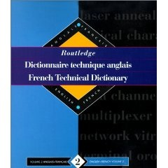 French English High Tech Dictionary