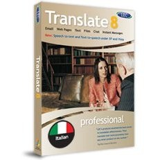 Complete Italian Translation Software