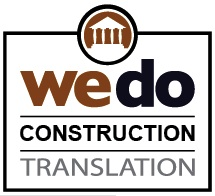 Construction document translation services