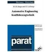 English German Dictionary of Automotive Translation