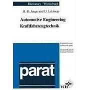 English German Dictionary of Automotive Translation