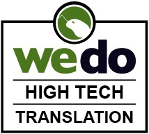 High Tech Document Translation