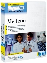 linguatec German-English medical dictionary
